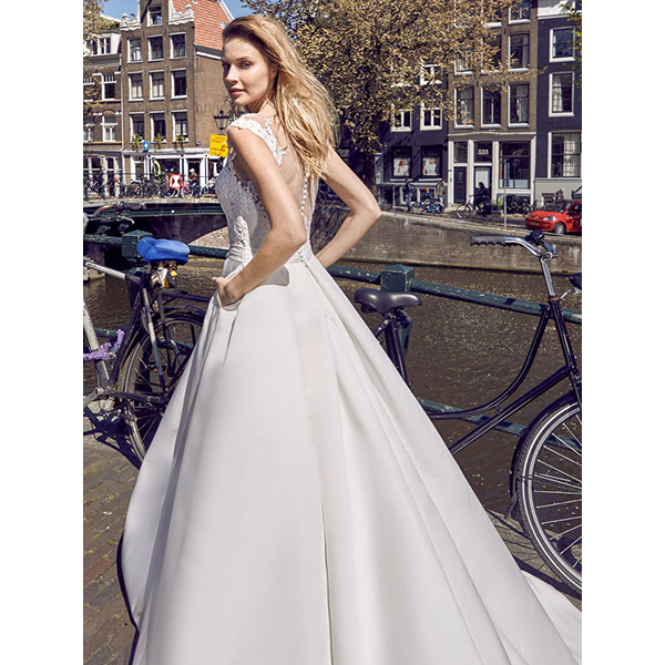 Modeca, bruidsmode, trouwjurk, boetiek de bruid, harderwijk, bruid, boetiek, bruidswinkel, Gelderland, say yes to the dress, collectie, collectie 2019, trouwjurk 2019 collectie, bruidsmode 2019