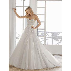 aire barcelona, trouwjurk, boetiek de bruid, harderwijk, say yes to the dress, collectie, collectie 2019, trouwjurk 2019 collectie