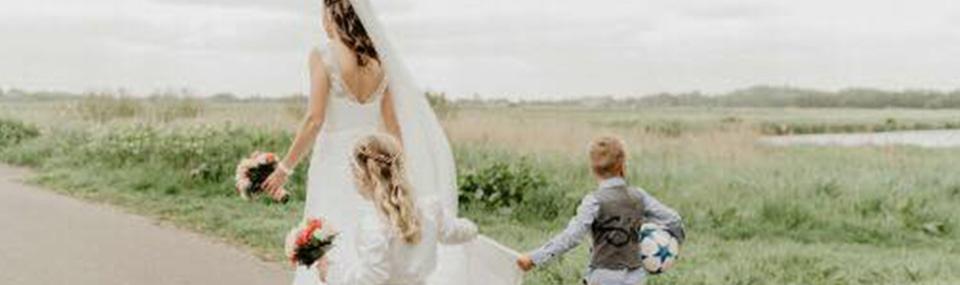 Real Bride Leonieke