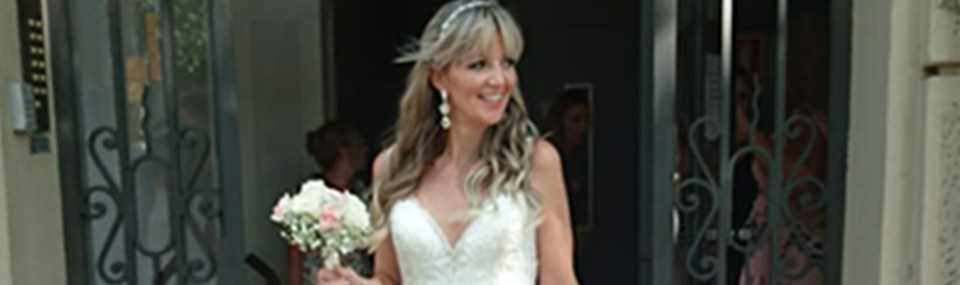 Real Bride Sanja