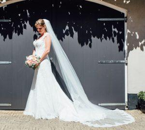 Bruidsmode urk